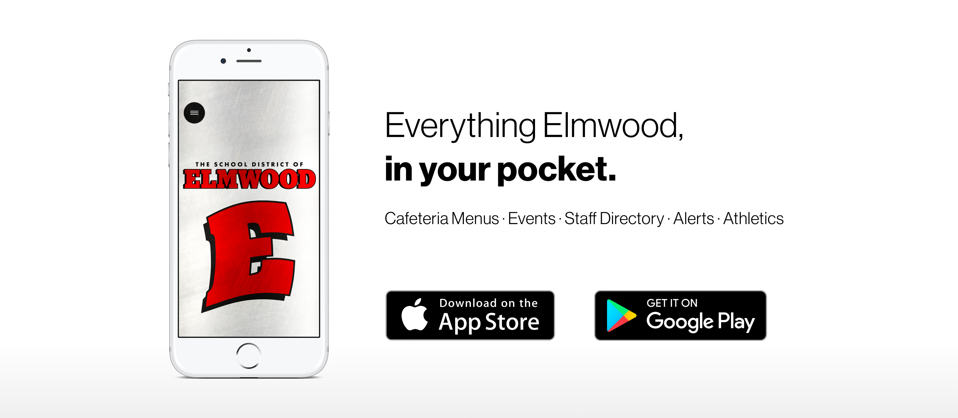 Everything Elmwood, in your pocket. Download the mobile app today.